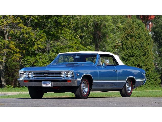 1967 Chevrolet Chevelle SS | 927934