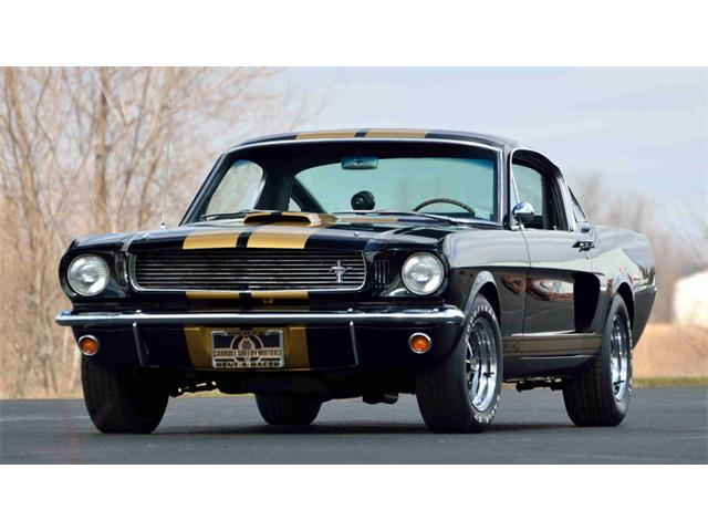 1966 Shelby GT350 | 927938