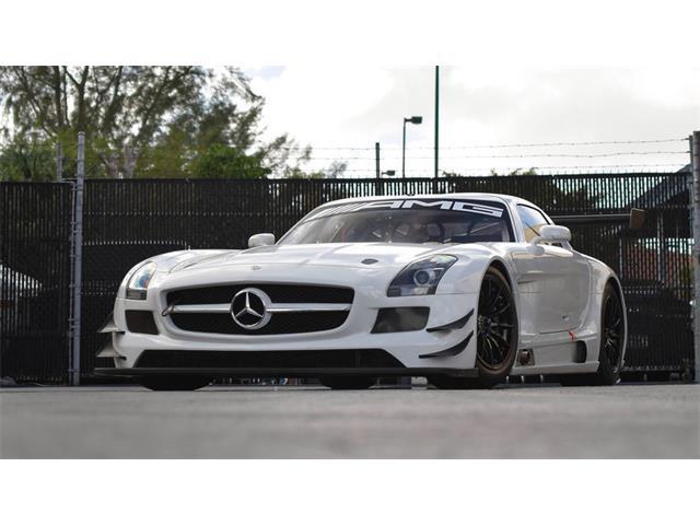 2014 Mercedes-Benz SLS AMG GT3   927939