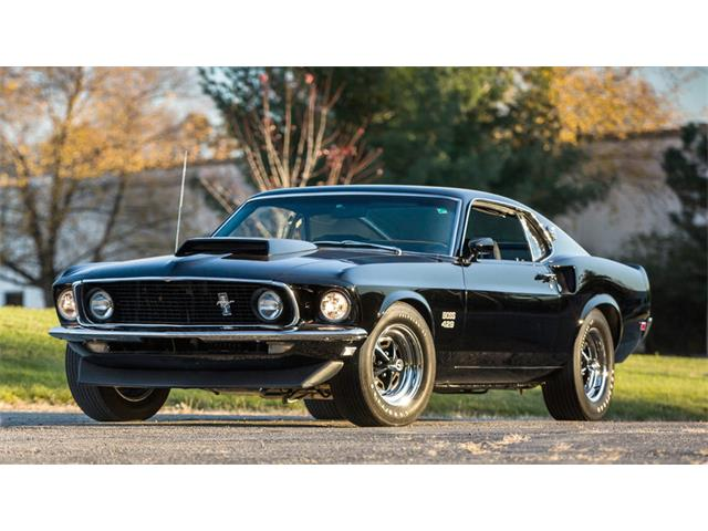 1969 Ford Mustang | 927946