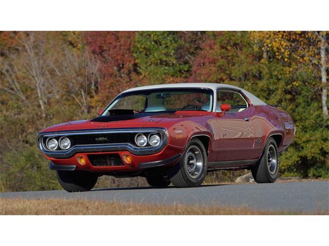 1971 Plymouth GTX | 927957
