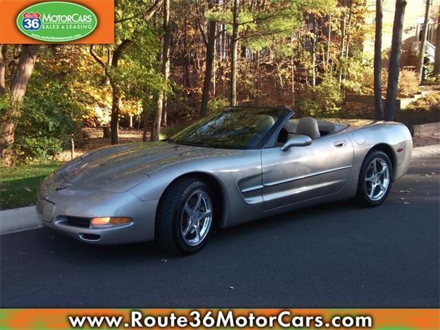 2002 Chevrolet Corvette | 920796