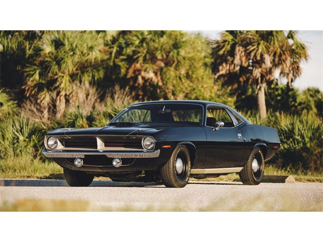 1970 Plymouth Cuda | 927993
