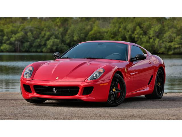 2010 Ferrari 599 | 927997