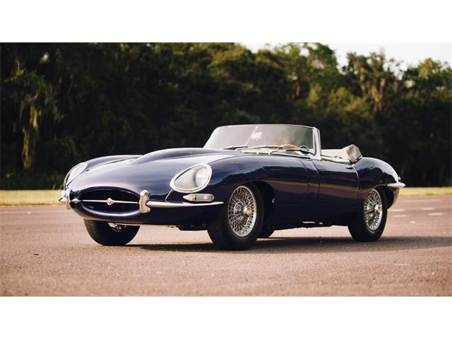 1961 Jaguar E-Type | 927999
