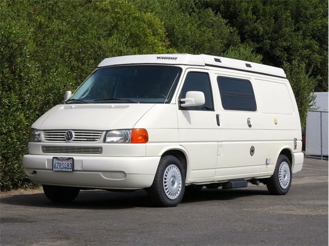 2000 Volkswagen EuroVan Winnebago Camper | 920080