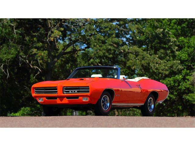 1969 Pontiac GTO Ram Air IV | 928001