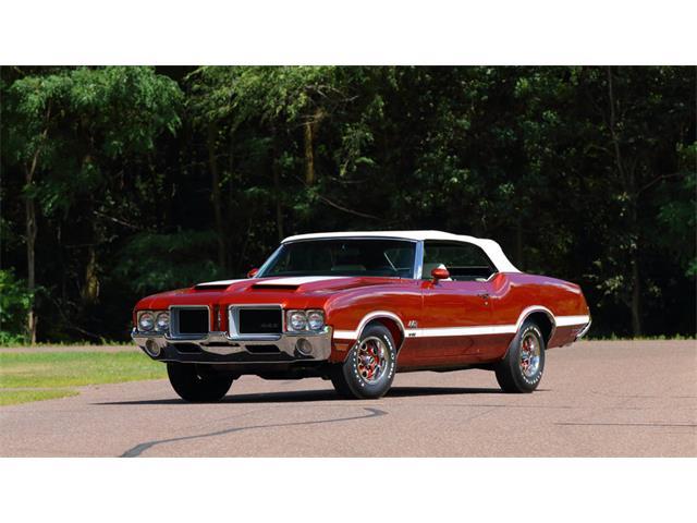 1971 Oldsmobile 442 | 928006