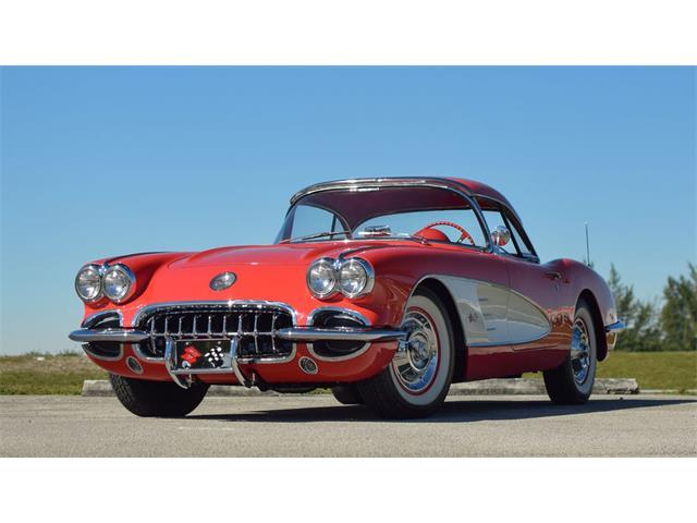 1958 Chevrolet Corvette | 928016
