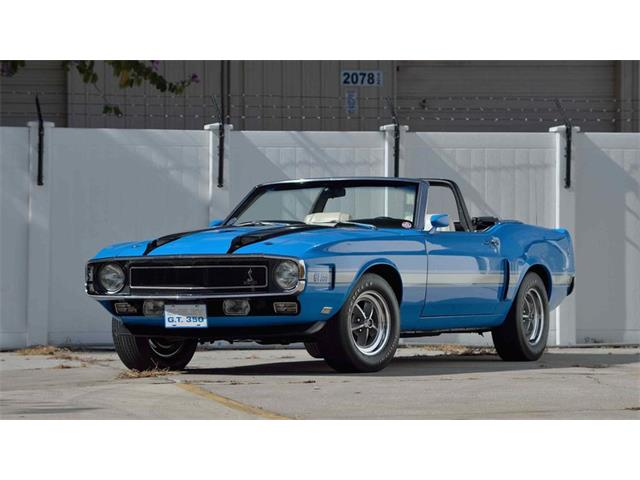 1970 Shelby GT350 | 928024