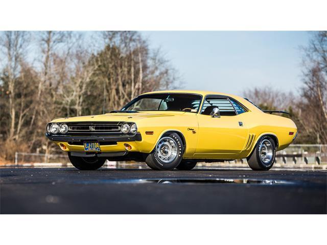 1971 Dodge Challenger R/T | 928026