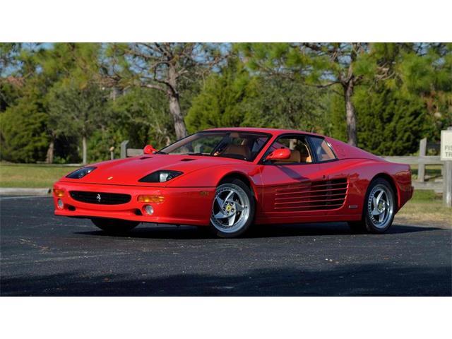 1995 Ferrari 512 | 928040