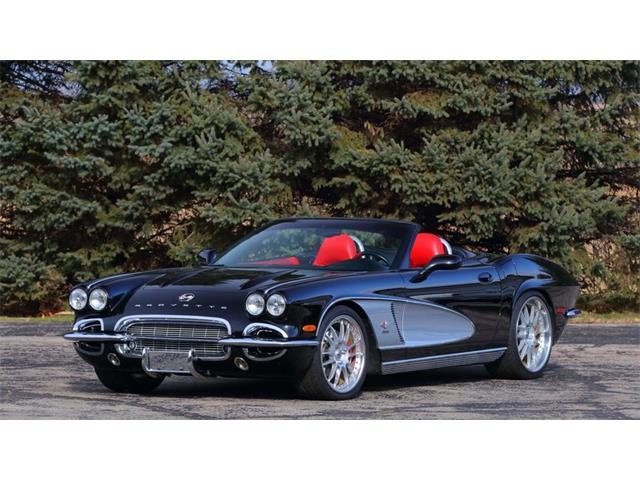 2001 Chevrolet Corvette | 928045