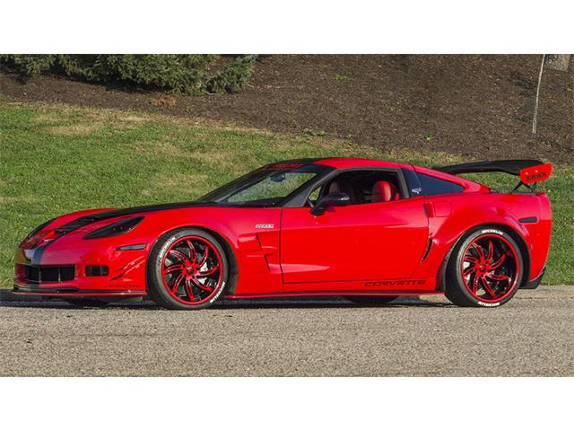 2013 Chevrolet Corvette ZR8X | 928047