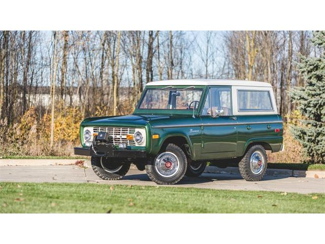 1974 Ford Bronco | 928049