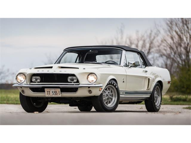 1968 Shelby GT500 | 928055