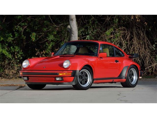 1987 Porsche 930 Turbo | 928072