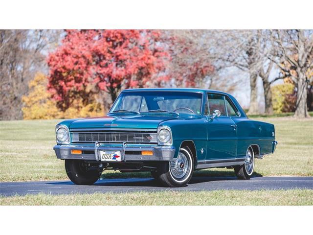 1966 Chevrolet Nova SS | 928074
