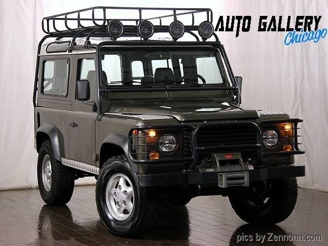 1997 Land Rover Defender | 928076