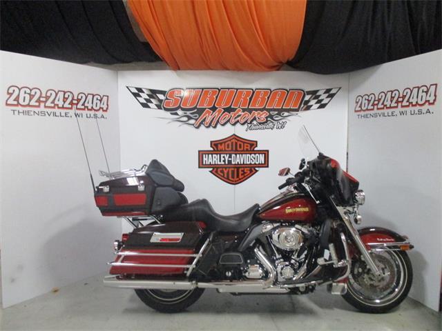 2010 Harley-Davidson® FLHTCU - Ultra Classic® Electra Glide | 928081