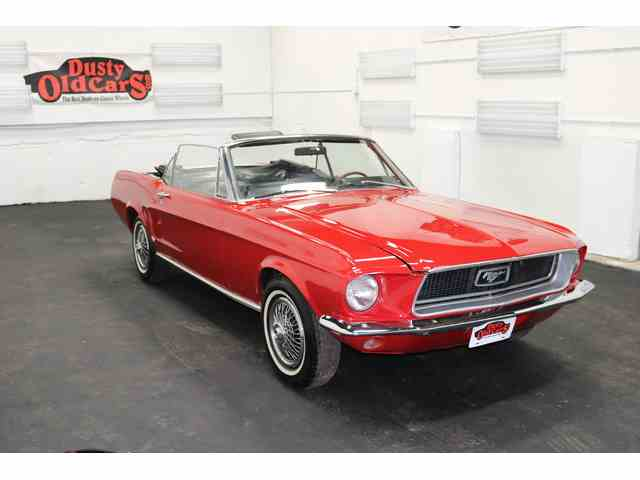 1968 Ford Mustang | 920811