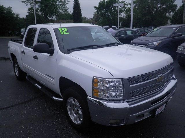 2012 Chevrolet Silverado | 928113