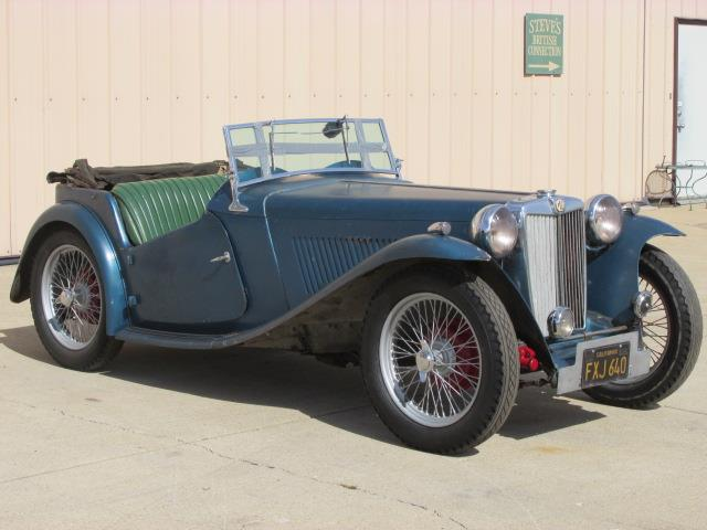 1948 MG TC | 920812