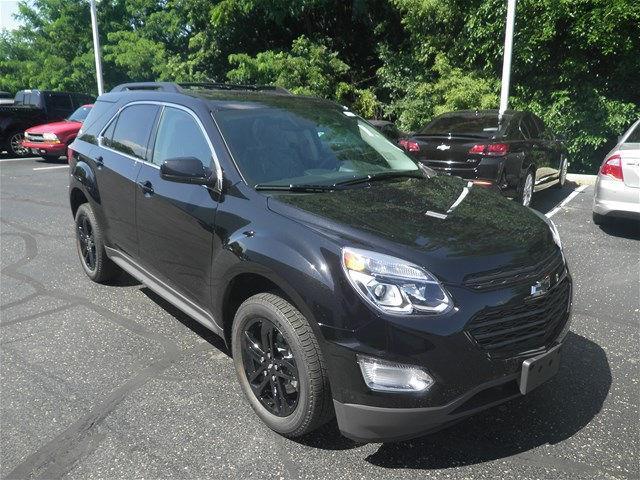 2017 Chevrolet Equinox | 928124