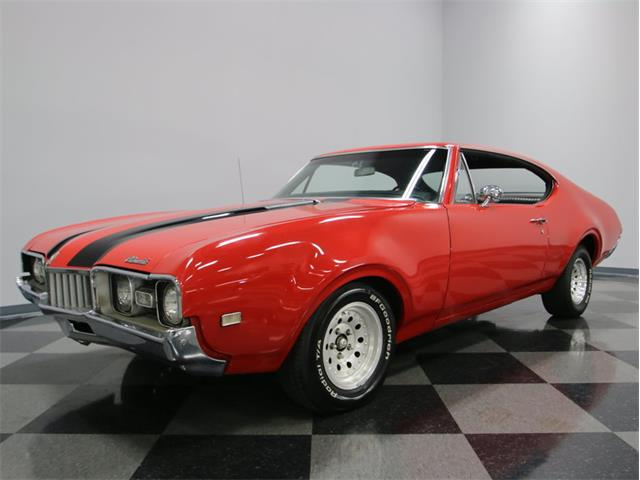 1968 Oldsmobile Cutlass | 920814
