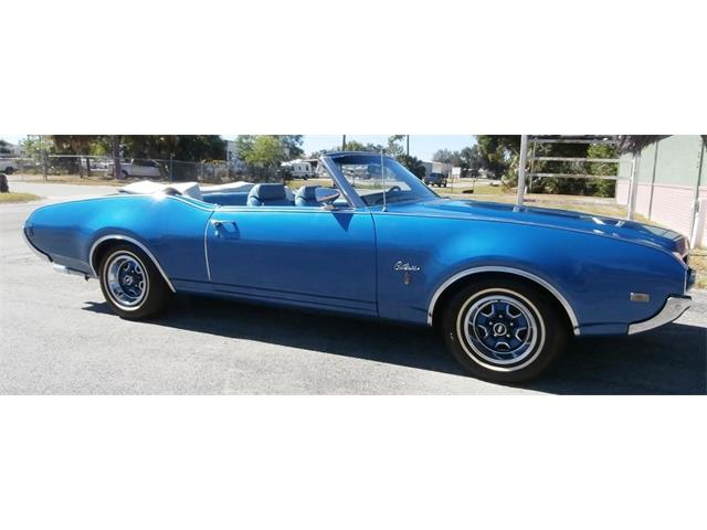 1969 Oldsmobile Cutlass | 928146