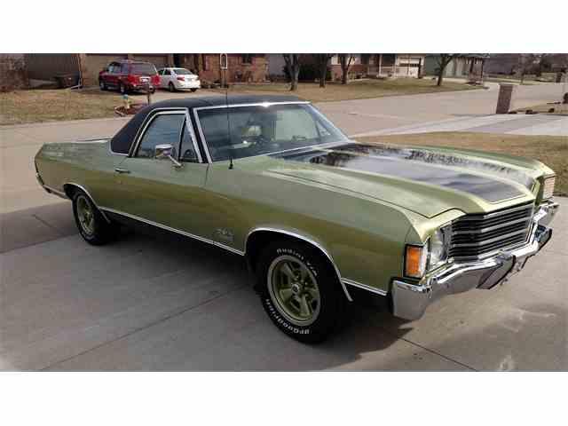 1972 GMC Sprint | 928149