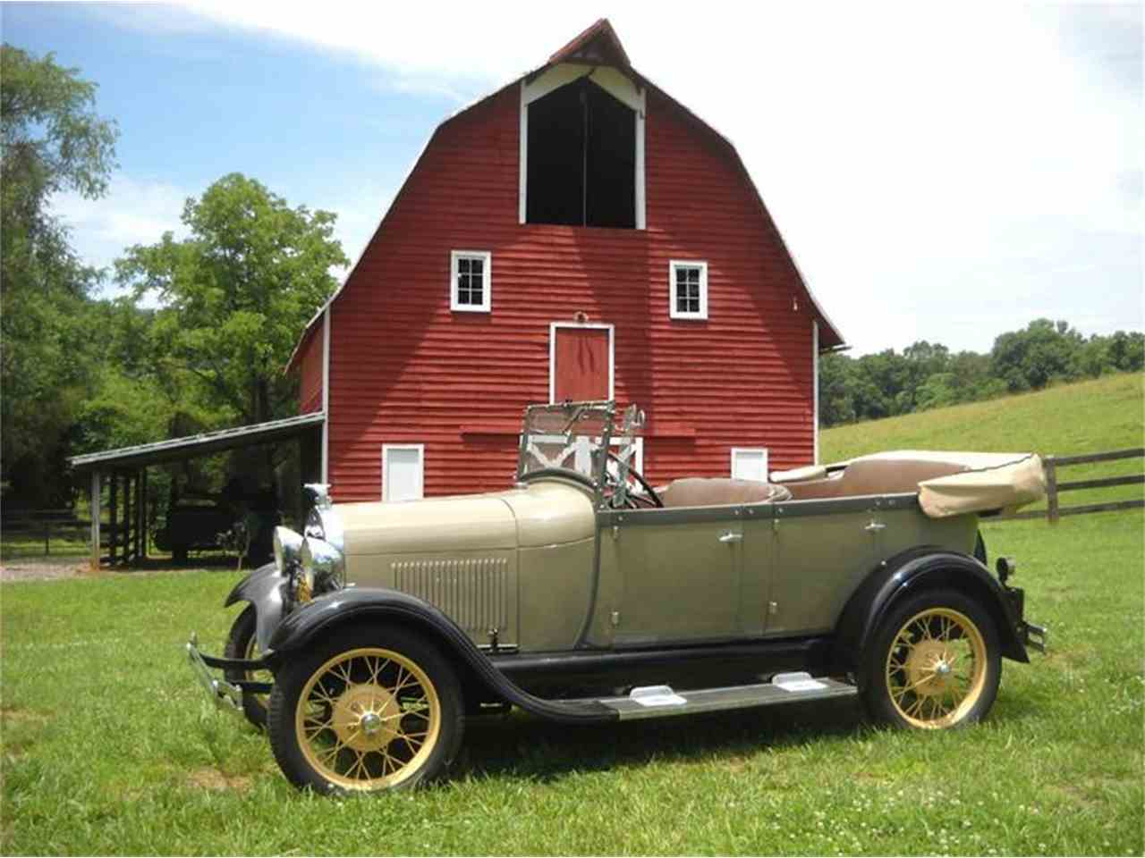 1928 Ford Model A for Sale - CC-928152