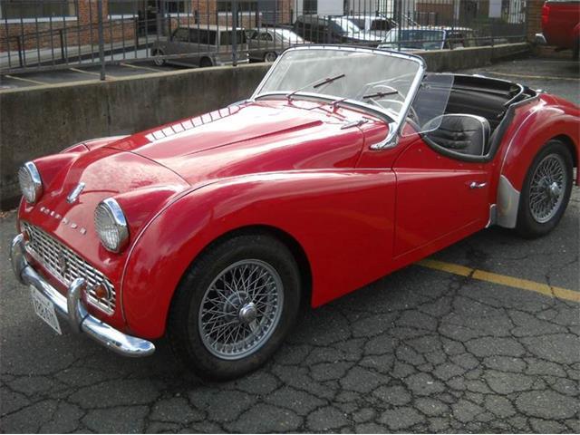 1959 Triumph TR3A | 928154