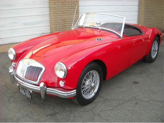 1958 MG MGA | 928157