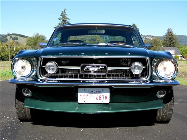 1967 Ford Mustang | 928166