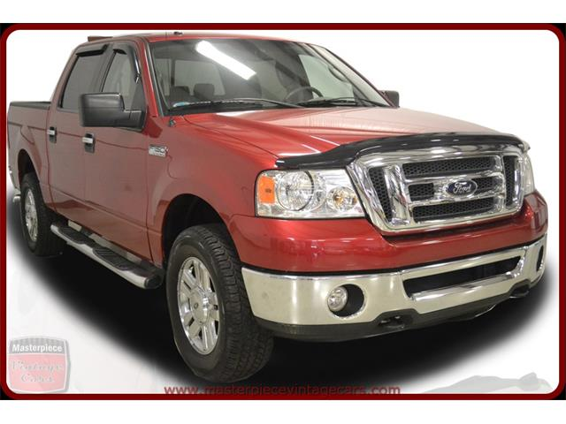 2008 Ford F150 Supercrew 4X4 Pickup | 928167