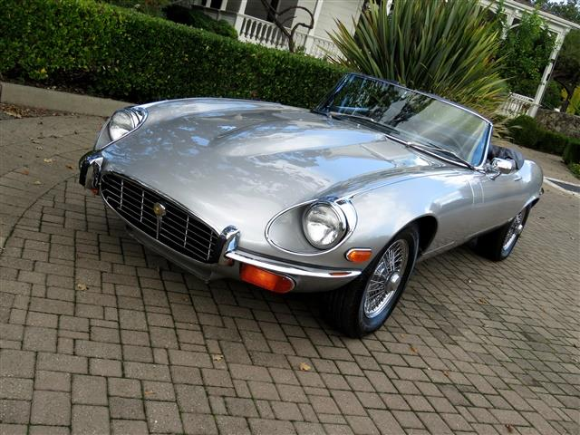 1974 Jaguar XKE | 928168