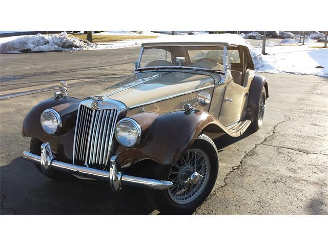 1954 MG TF | 928174