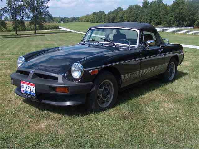 1979 MG MGB | 928189