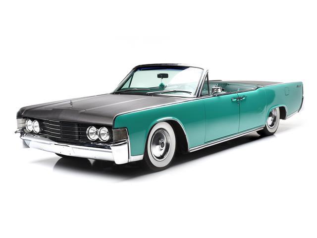 1965 Lincoln Continental | 928192