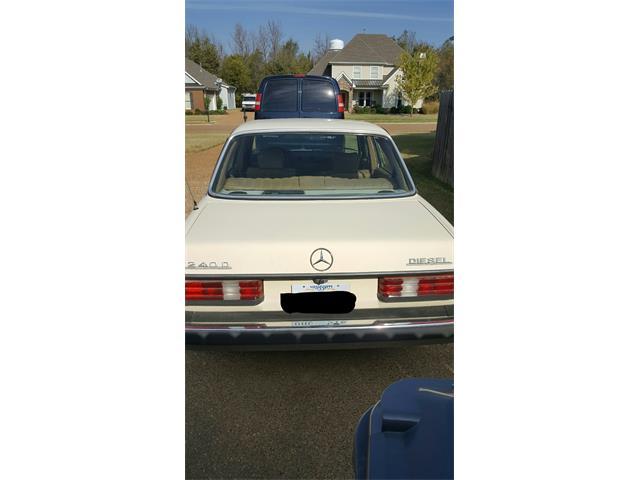 1980 Mercedes-Benz 240D | 928193