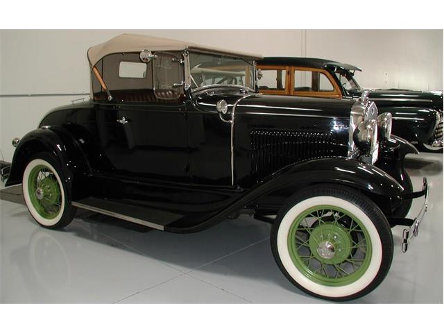 1931 Ford Model A | 928203