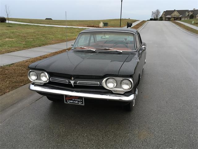 1962 Chevrolet Corvair Monza | 928206