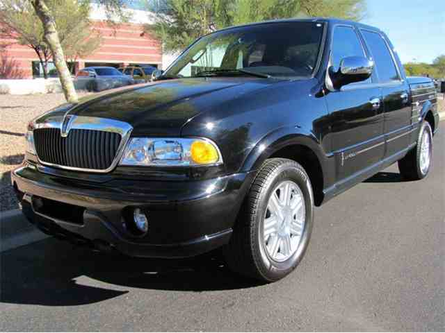 2002 Lincoln Blackwood Pickup | 928228