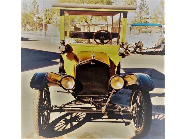 1917 Ford Model-T  | 928231
