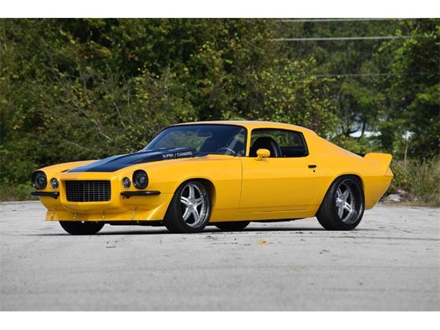 1972 Chevrolet Camaro | 928232