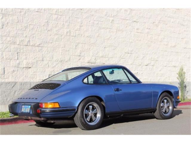 1973 Porsche 911E   928235
