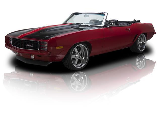 1969 Chevrolet Camaro | 928236
