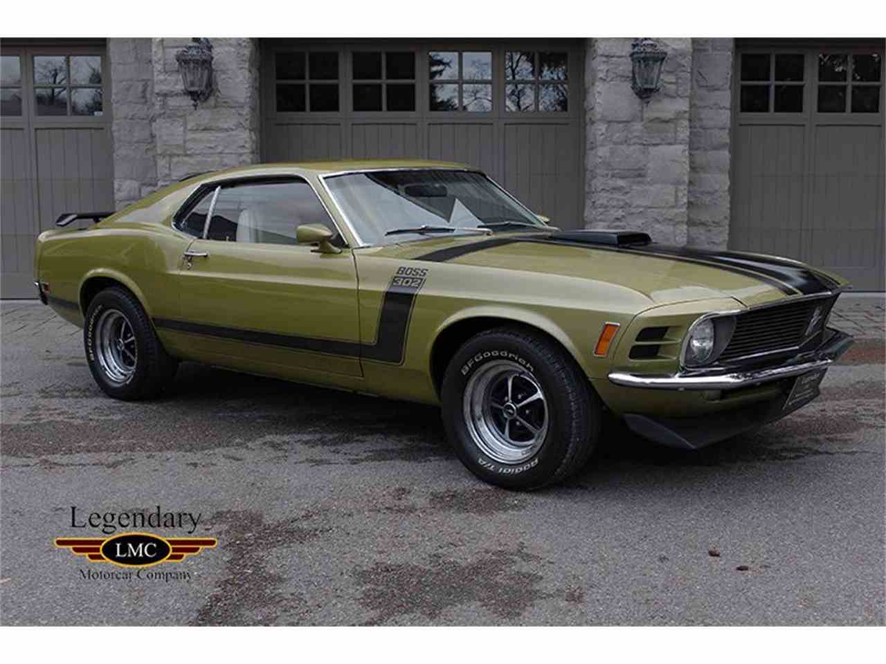 1970 Ford Mustang for Sale - CC-928239