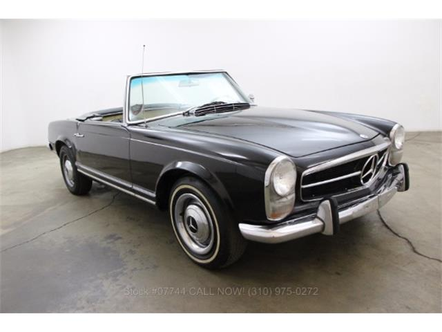 1966 Mercedes-Benz 230SL | 928244